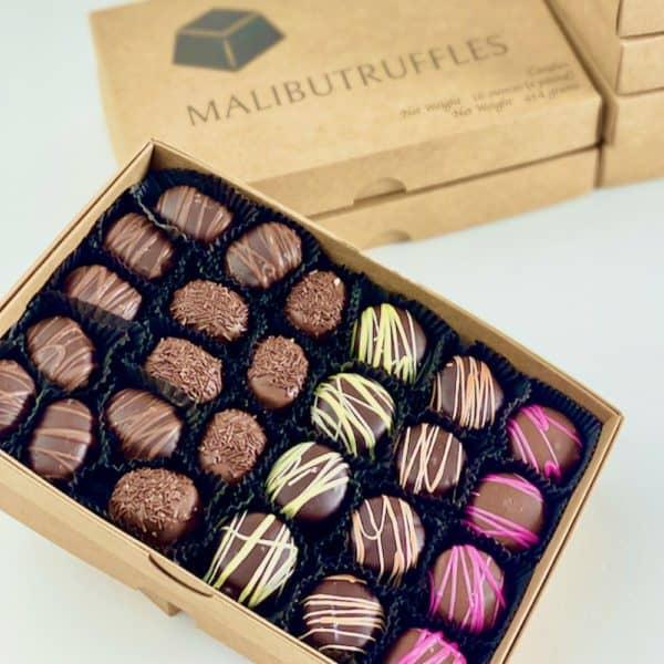 Dark Chocolate Creams Giftbox